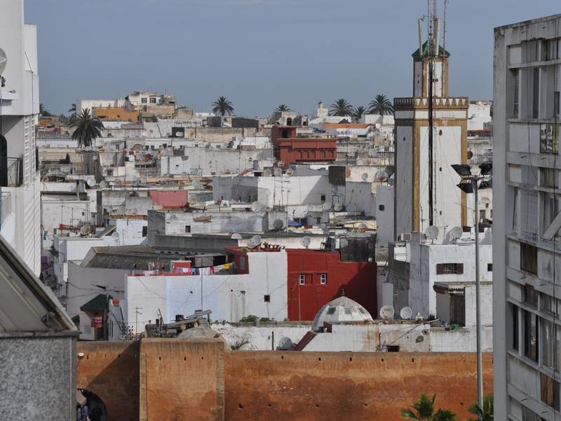 Rabat, la Capital de Marruecos
